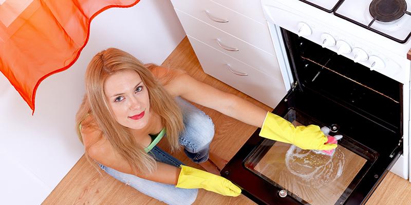 summer deep cleaning